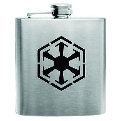 Star Wars SITH Stainless Steel Hip Flask 6oz