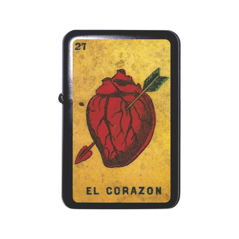 El Corazon Black Z Plus 2 Vertigo Lighter