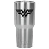 Wonder Woman RTIC Stainless Steel Tumbler 30oz