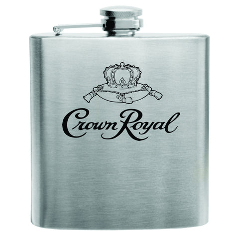 Crown Royal Flask