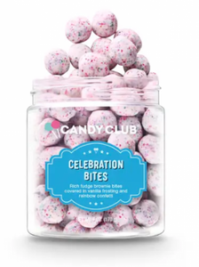 Candy Club Celebration Bites