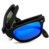 Foldable Polarized Square Sunglasses