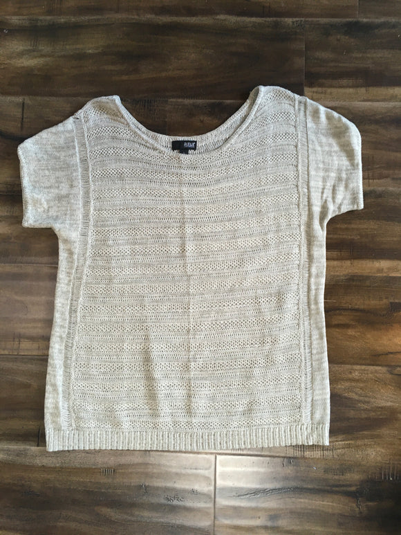 a.n.a Knitted Shirt Large