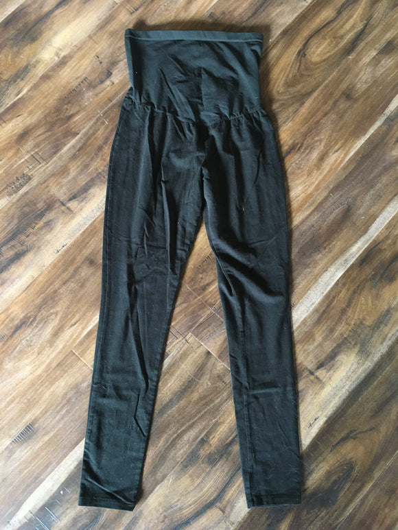 Maternity Black Pants Liz Lange Medium