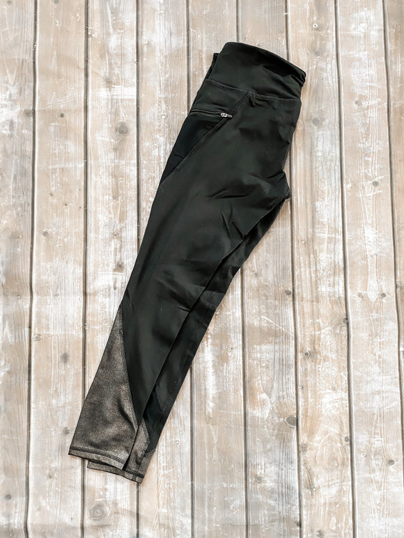 Champion Black Medium Leggings