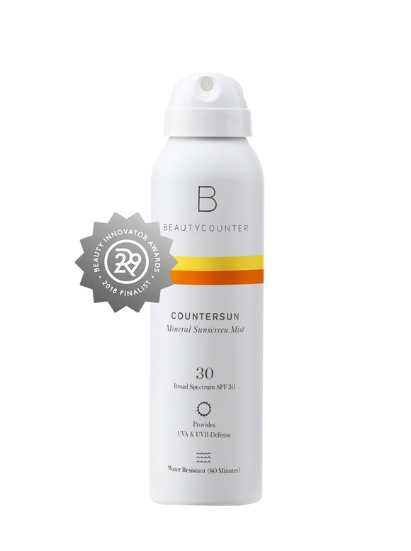Countersun Mineral Sunscreen Mist
