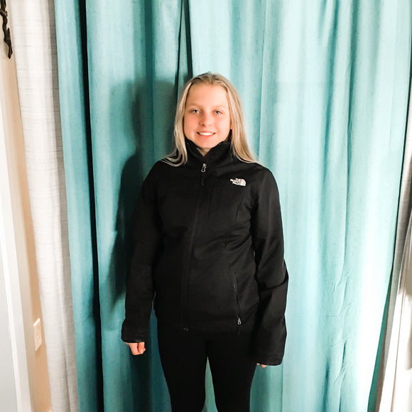 North Face Coat Small