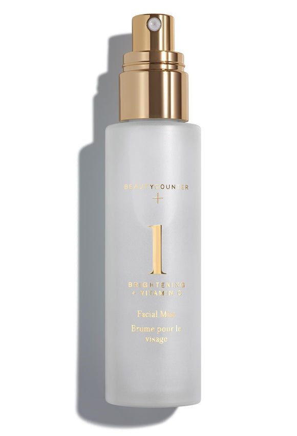 No. 1 Brightening + Vitamin C Facial Mist