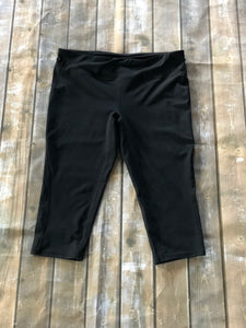 Gapfit XL capris black