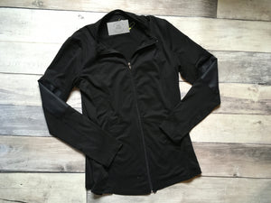 XXL Maternity Zip Up
