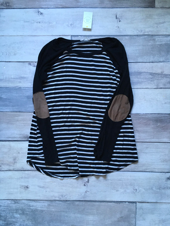 Medium A. gain stripe