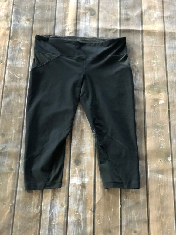 Under armor charcoal leggings L