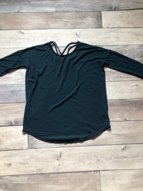 Filly Flair Small Criss Cross Top