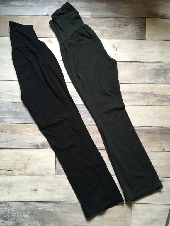 Medium Black A Glow Leggings