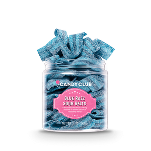 Blue Razz Sour Belts