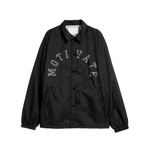 Black Dream Chasers motivation windbreaker found on MeekMill.com