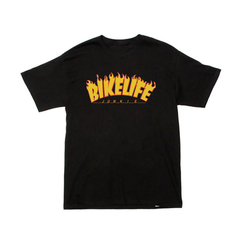 Black Bike Life T-Shirt found on MeekMill.com