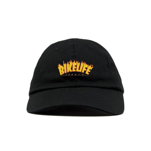 Black Bike Life dad hat found on MeekMill.com