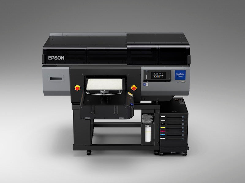 Epson announces new textile printers