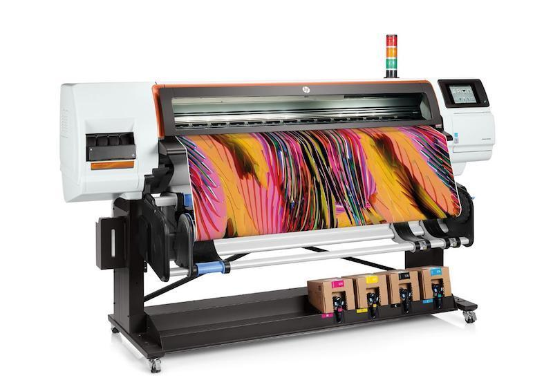 HP moves into textiles market