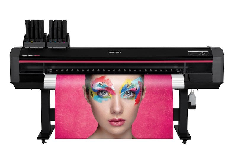 Mutoh launches two new XpertJet large format printers