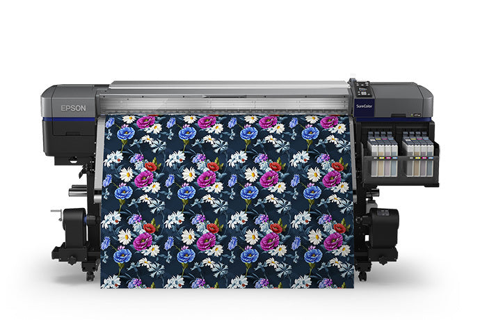Epson Launches New SureColor Dye Sub Printer