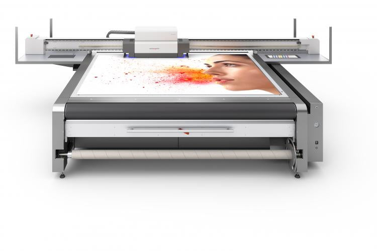 SWISSQPRINT ANNOUNCES ORYX LED New printer will be available in November.