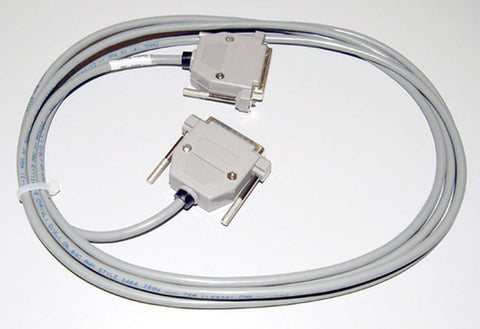 Graphtec 10' 25-25 Pin Serial RS-232-C Cable - 56040-003 - www.allprintheads.com