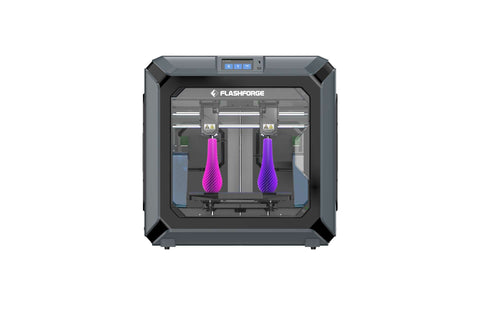 Flashforge Creator 3 - Special Bundle that includes 5 Free Filaments (Various Colors) - www.allprintheads.com