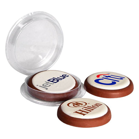 Chocolate Coin – 300pcs - www.allprintheads.com