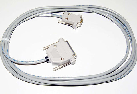 Graphtec 25' 9-25 Pin Serial RS-232-C Cable - 56040-006 - www.allprintheads.com