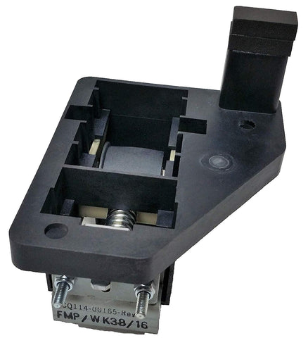 HP CQ114-67225 FRM,CARR_IDLR,ADV - Idler Assembly for The Main Carriage Drive Belt - www.allprintheads.com