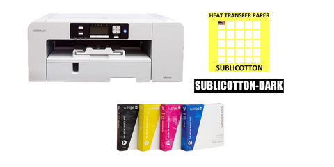 Sawgrass Virtuoso SG1000 Sublimation Printer Package Bundle - www.allprintheads.com