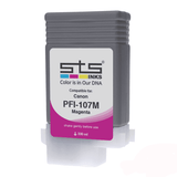 Compatible Cartridge for Canon PFI-107 for imagePROGRAF - www.allprintheads.com