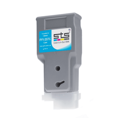 Replacement Cartridge for Canon PFI-207 for imagePROGRAF - www.allprintheads.com