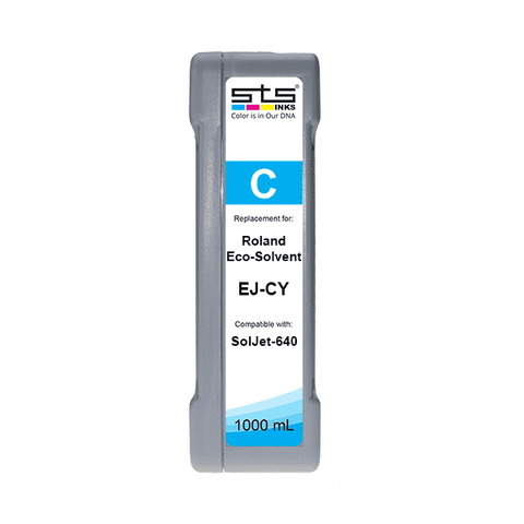 Compatible Cartridge for Roland Eco-Solvent EJ 1000ml  EJ - www.allprintheads.com
