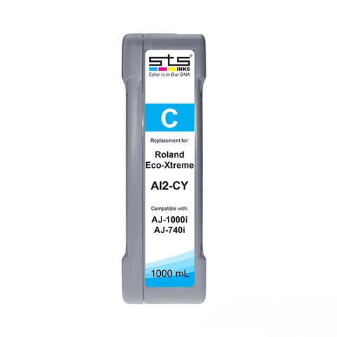 Replacement Cartridge for Roland Eco-Xtreme LT ® 1000ml  AI2 - www.allprintheads.com
