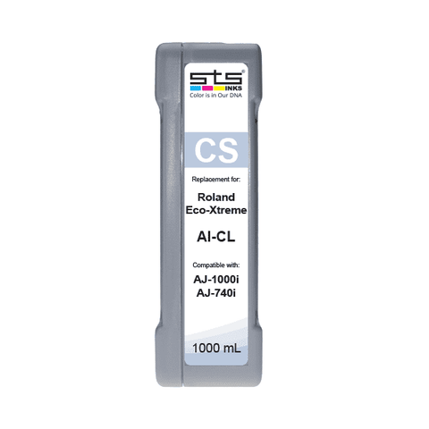Cleaning Solution Cartridge for Roland Eco-Xtreme ® 1000ml AI-CS - www.allprintheads.com