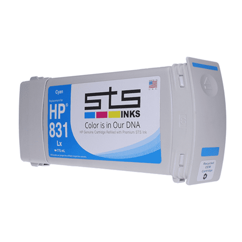 Replacement Cartridge for HP 831 Latex. CZ683A
