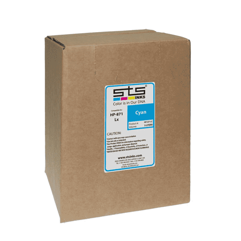Replacement Bag for Hewlett Packard HP 871 Latex G0Y79B - www.allprintheads.com
