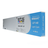 Compatible Cartridge for Mimaki LF-140 UV Cure made by STS Inks - www.allprintheads.com