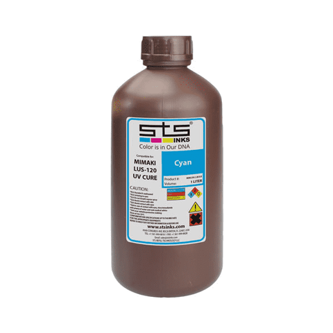 Replacement Ink for Mimaki LUS-120 UV Curable 1 Liter