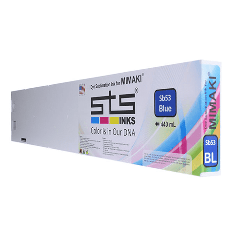 Compatible Dye Sublimation Ink Cartridge for Mimaki SB53 440mL - www.allprintheads.com