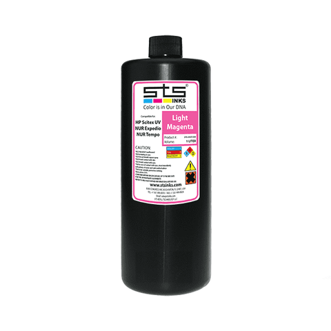 Compatible UV Cure Ink for HP Scitex 1L (Expedio/Tempo) - www.allprintheads.com