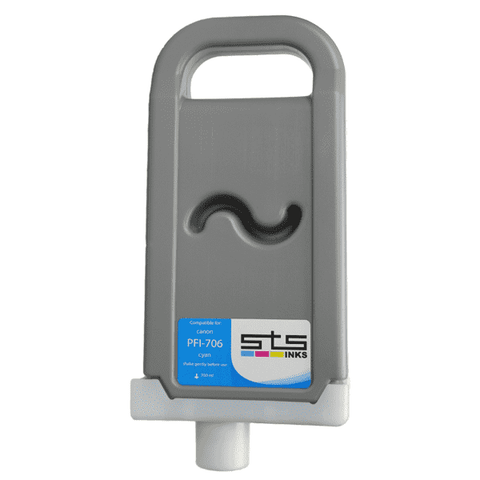 Compatible Cartridge for Canon Lucia EX PFI-706 for imagePROGRAF - www.allprintheads.com