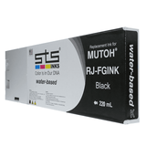 Compatible Cartridge for Mutoh Water-Based 220ml RJ-FGINK-2 - www.allprintheads.com