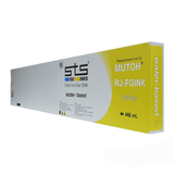 Compatible Cartridge for Mutoh Water-Based 440ml RJ-FGINK-2 - www.allprintheads.com