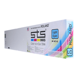 Dye Sublimation Ink Cartridge for Roland with Eco-Sol MAX 2 Chip 440mL (C,M,Y,B,LC,LM,LB) - www.allprintheads.com