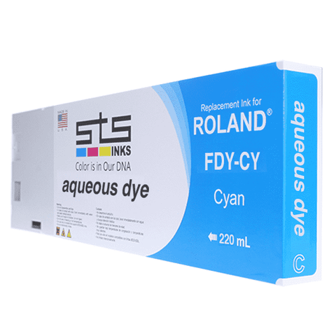 Compatible Cartridge for Roland Aqueous Dye 220ml FDY - www.allprintheads.com