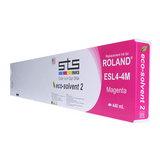 Compatible Cartridge for Roland Eco-Sol MAX 2 ® 440ml ESL4-4 - www.allprintheads.com
